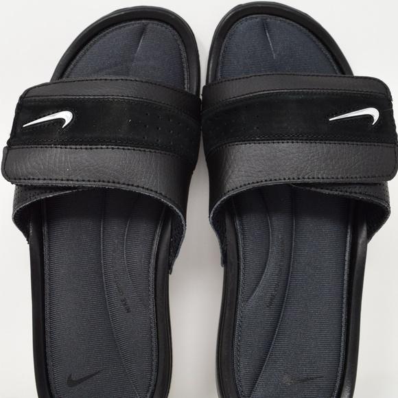 f84e97e3a890 Nike Ultra Comfort Slide - Black 360884-001 Sandal